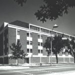 Oklahoma State University Life Science Building in 1966
