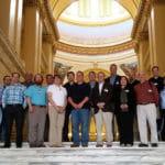 Oklahoma State Capitol Interior Restoration team