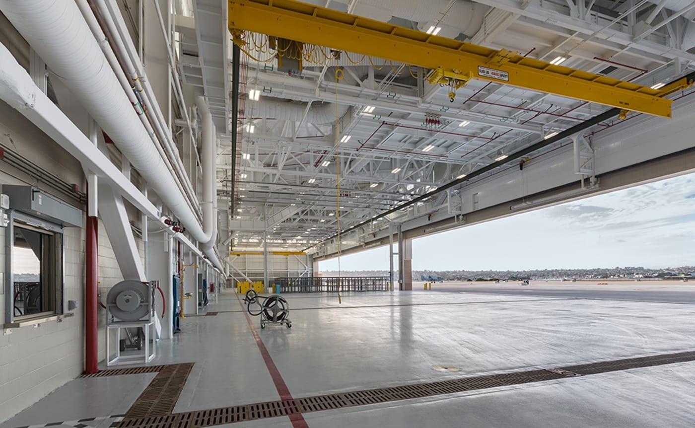 navfac nas north island hangar hangar interior nas north island coronado ca