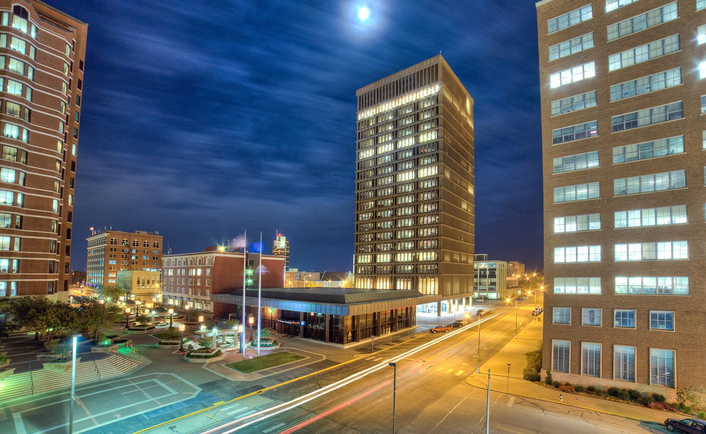 conoco-phillips-building_office-restack_exterior-overall_bartlesville-ok