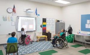 eps heartland middle school interior classroom special needs edmond ok