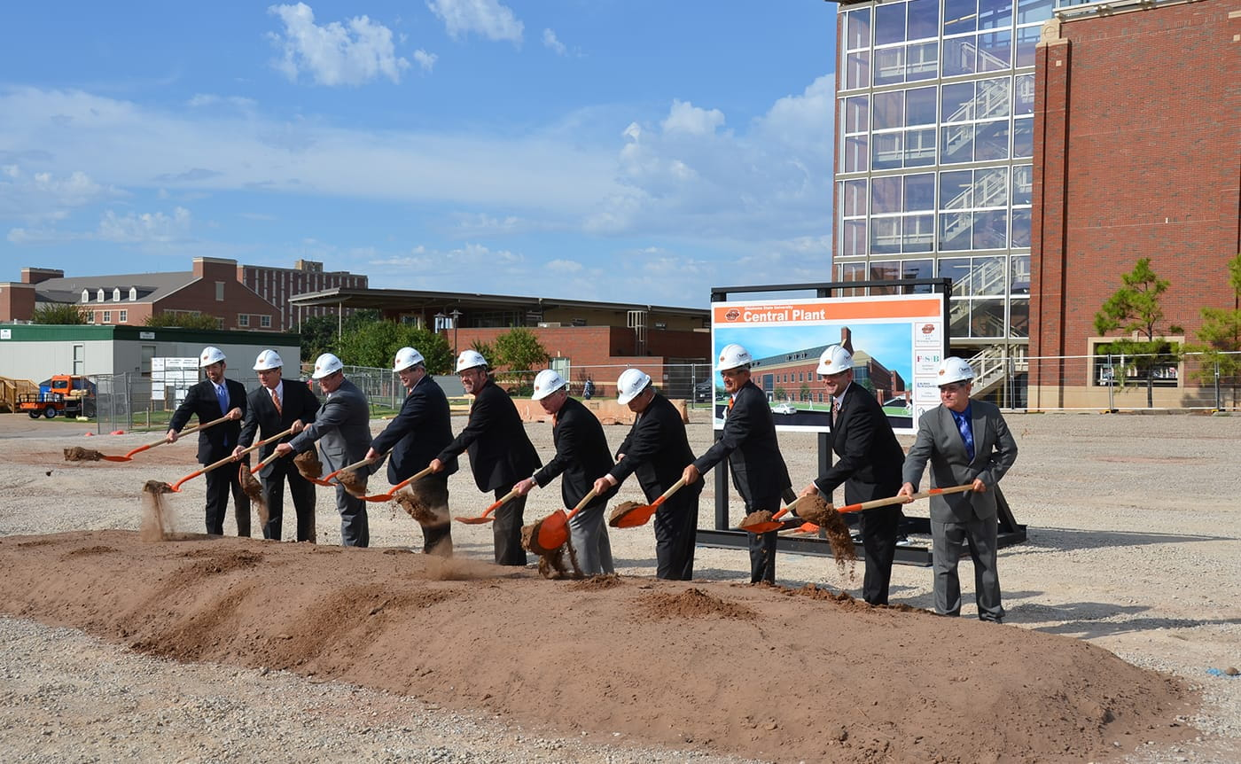 osu_central-plant_groundbreaking_stillwater-ok