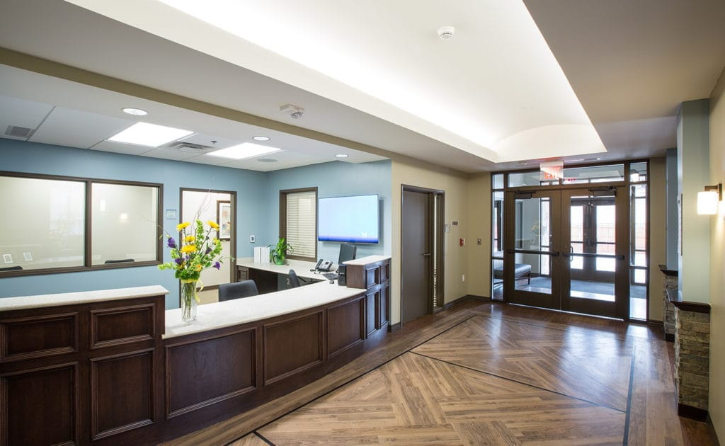 ywca_gaylord-shelter_interior-lobby_oklahoma-city-ok
