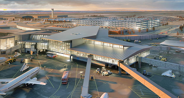 Will Rogers World Airport Terminal Expansion