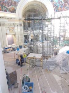 Oklahoma State Capitol Interior Restoration