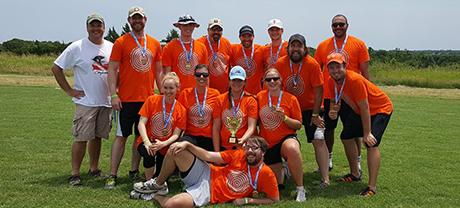 FSB's kickball team